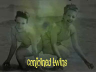 A fascination with conjoined twins: the soul and spirit they exhibit... a layered video vision